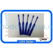 LOT X 5 / BAND SEATING INSTRUMENT/ AUTOCLAVABLE / BLUE / N-701-B / USA Seller