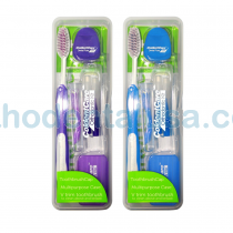 9 Orthodontic KIT Patient Oral Care Cleaning 7 Pieces x Kit  3 colors